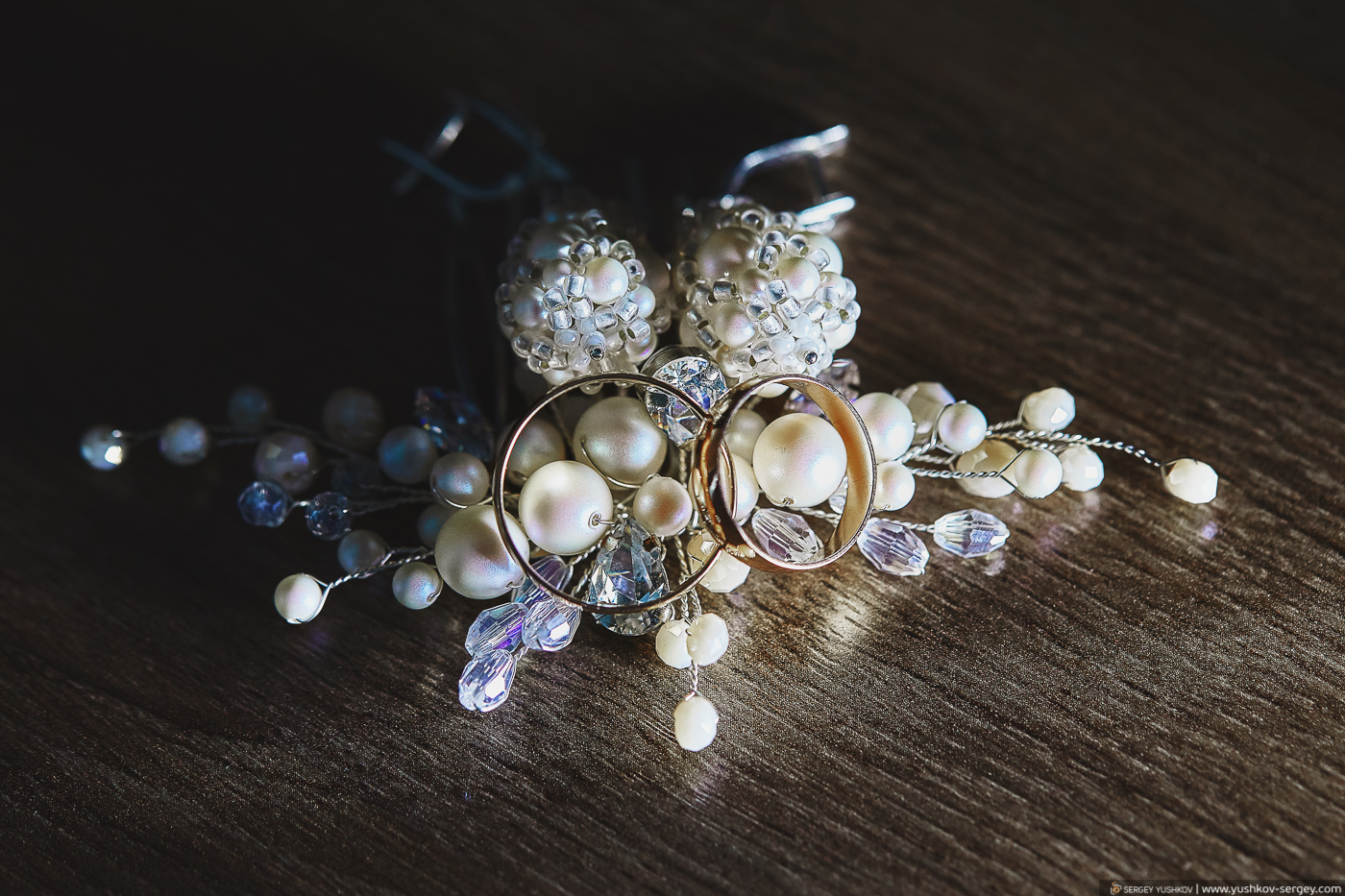 Свадебные украшения. Фотограф - Сергей Юшков.