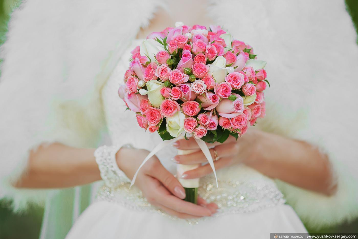 Bouquets of our brides