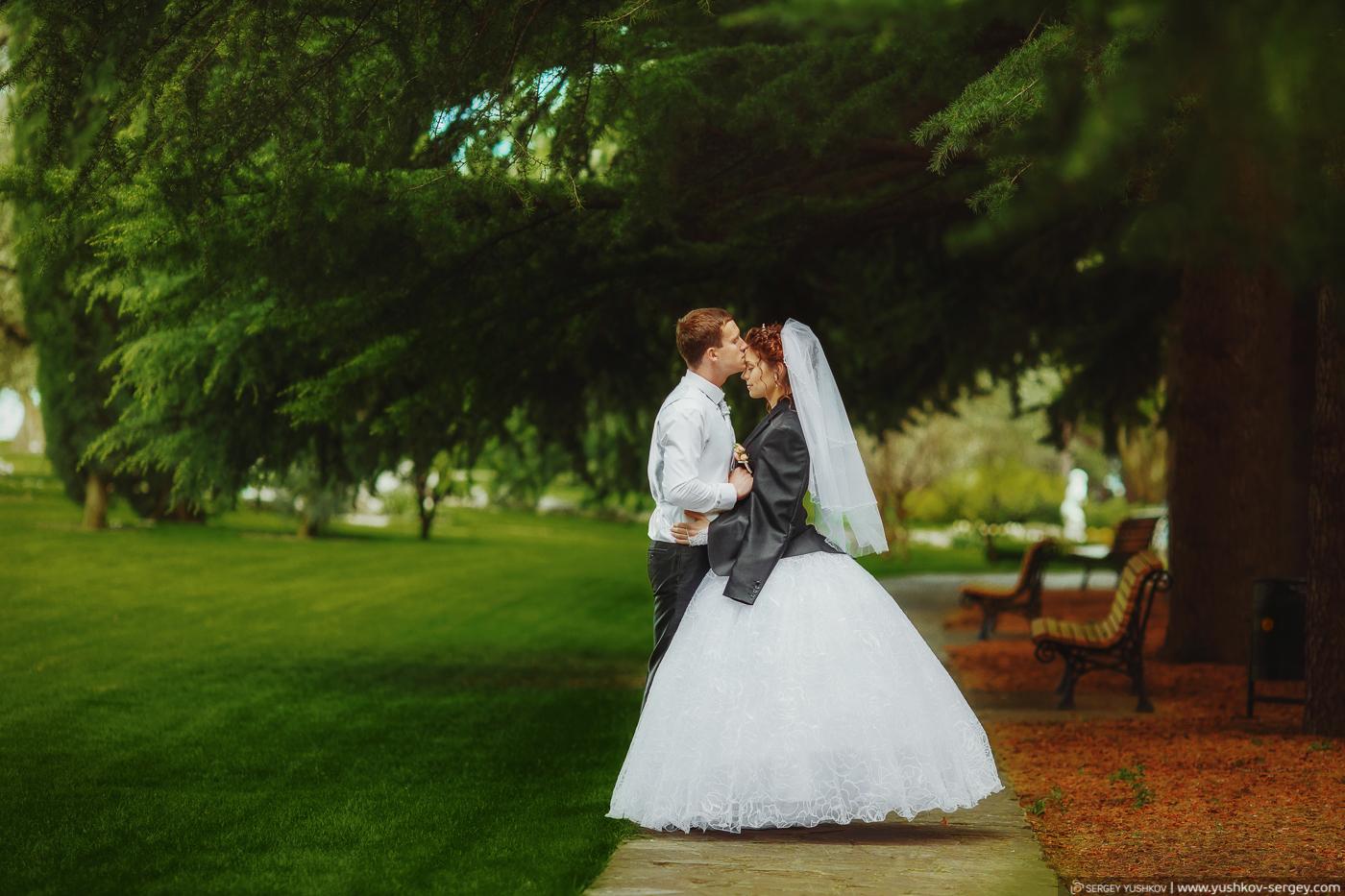 Фотосессия Свадьба для двоих в Крыму. Наташа и Евгений