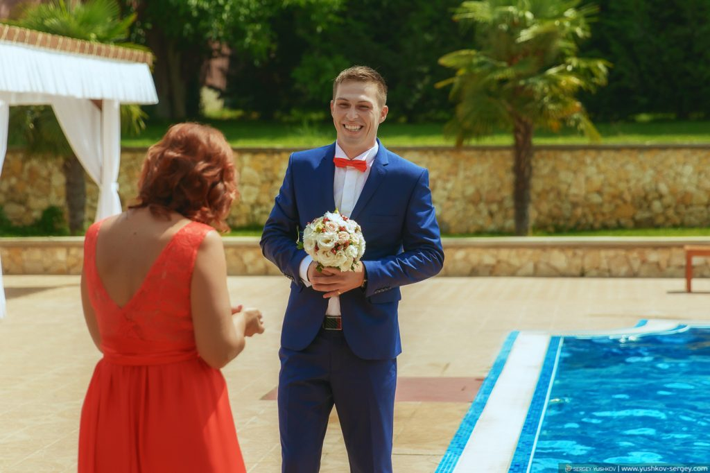 Wedding, family photographer in Crimea, Sevastopol, Moscow - Sergey YUSHKOV
