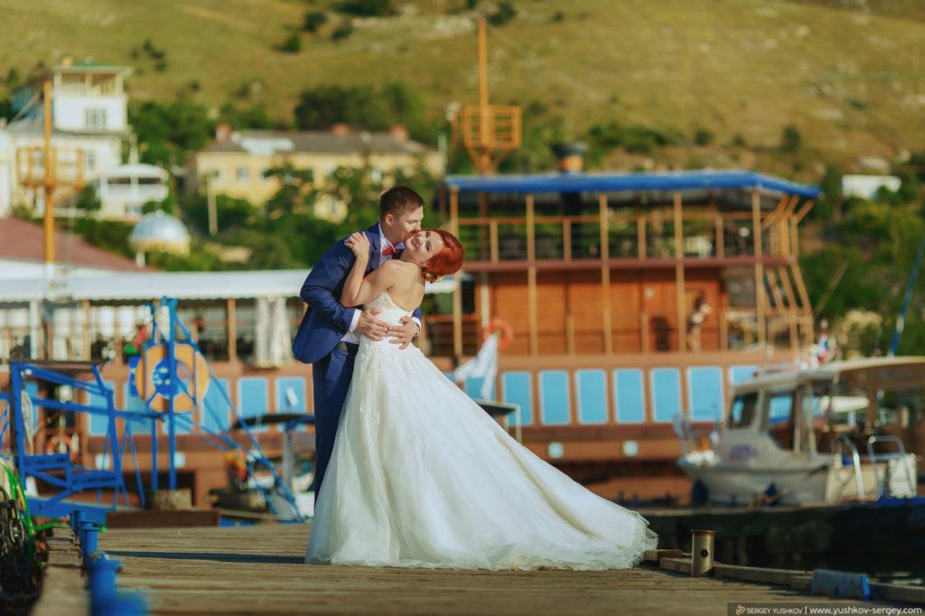 Cвадебный, семейный фотограф в Крыму, Севастополе, Москве - Сергей Юшков
