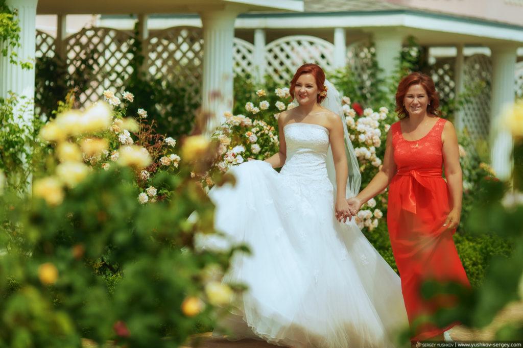 Wedding, family photographer in Crimea, Sevastopol, Moscow - Sergey YUSHKOV