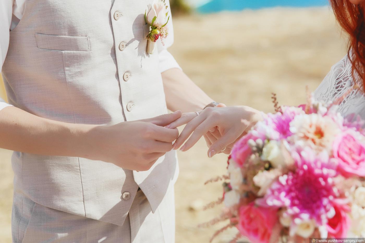 Анна и Сергей. Свадебная фотосессия для двоих в Крыму