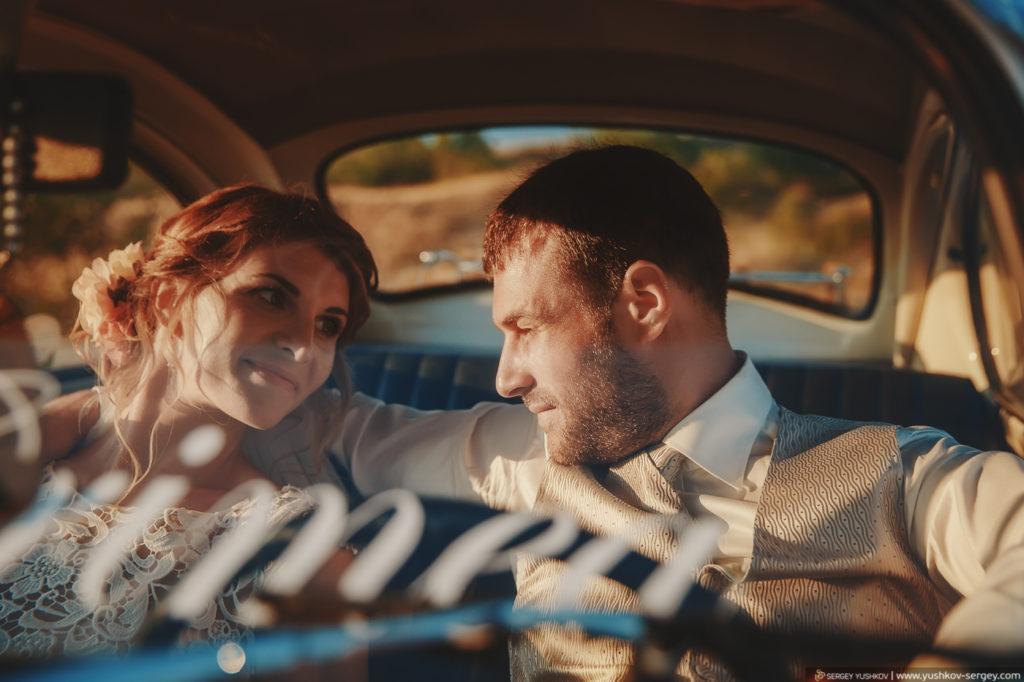 Фотосессия Свадьба для двоих в Крыму. Фотограф в Крыму, Ялте, Севастополе - Сергей Юшков