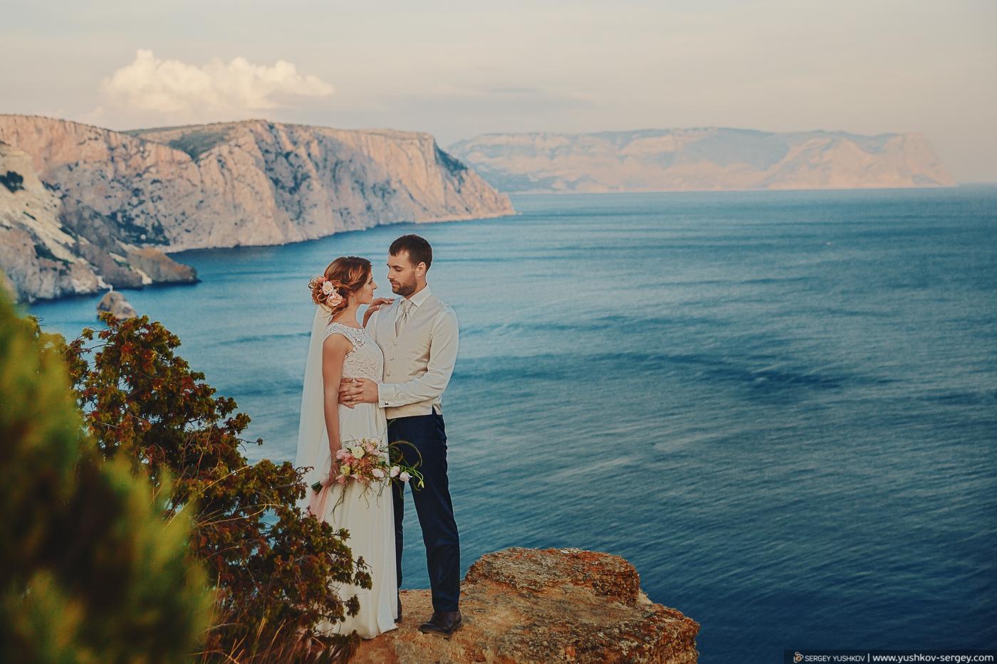 Wedding for two. Ivan and Irina.