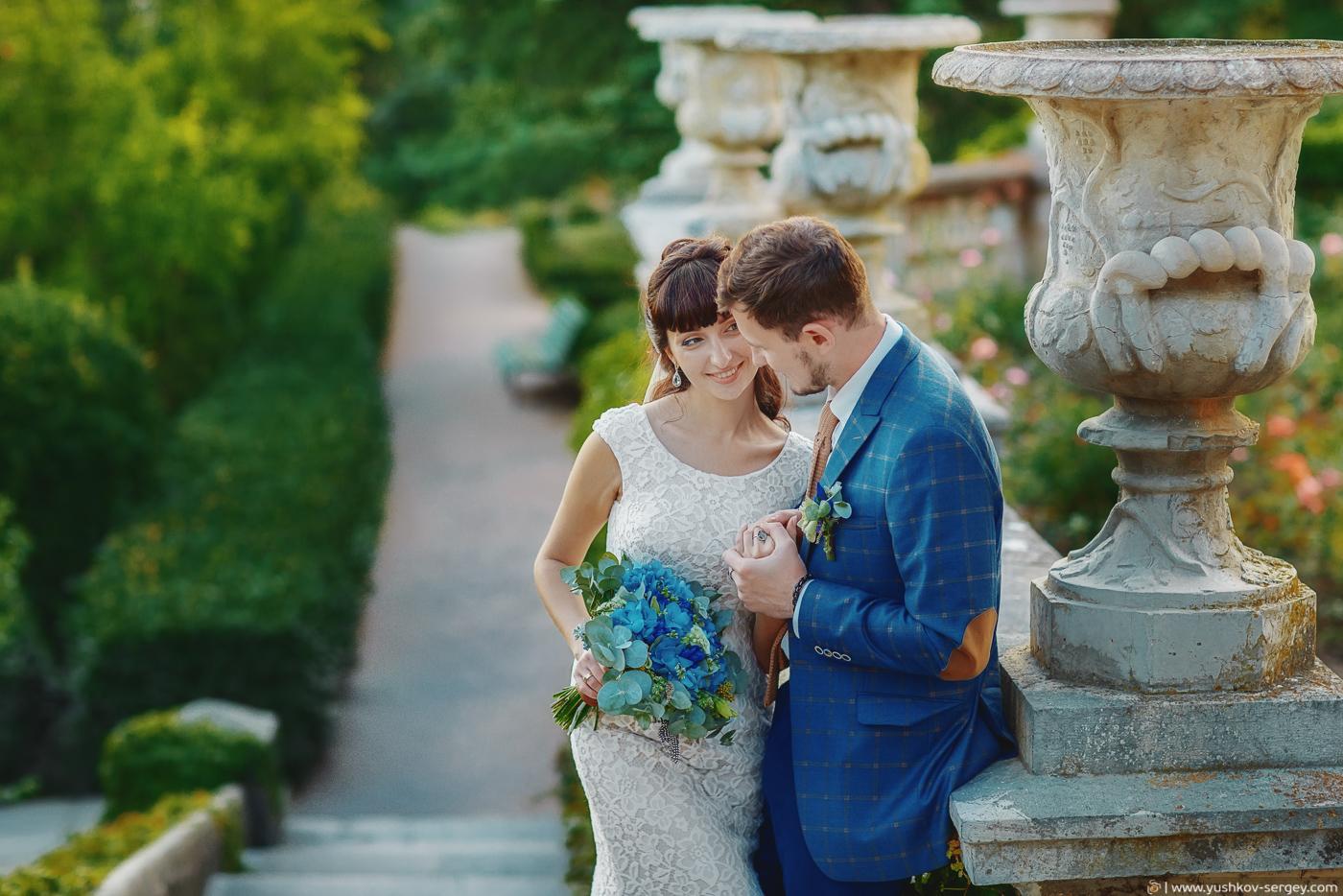 Свадьба в Крыму — г. Ай-Петри и Массандровский дворец