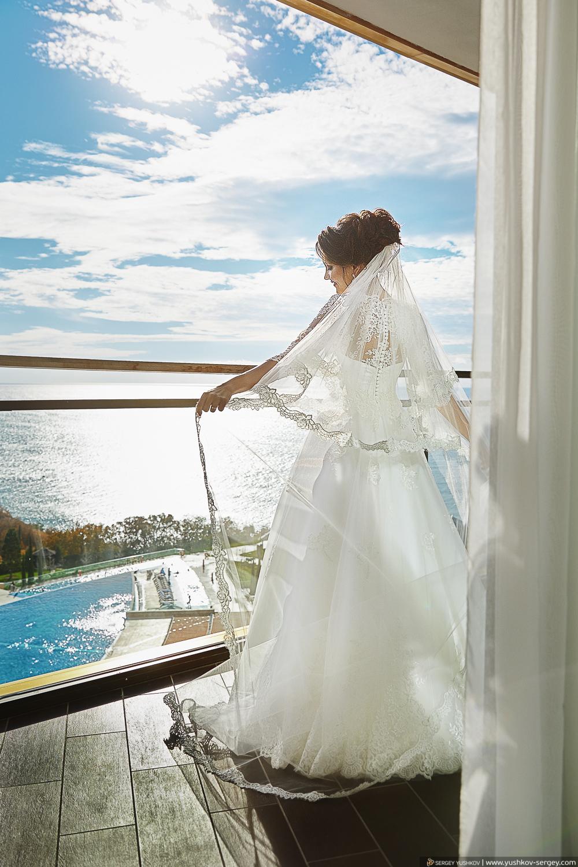«Утро невесты» в отеле «Мрия»