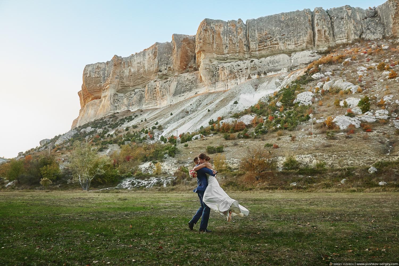 Виктор и Мария. Лавстори в Крымских горах.